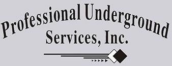 Professional Underground Services, Inc. Logo